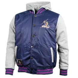 melbourne storm baseball jacket