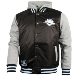 sharks baseball jacket