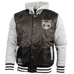 warriors baseball jacket