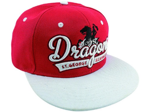 8f232f9729 St George Illawarra Dragons Youth Flat Cap – Footy Focus
