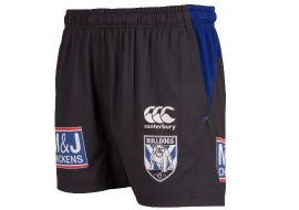 2016 bulldogs training shorts