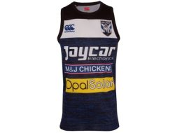 2016 bulldogs training singlet