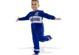 youth onesie roos