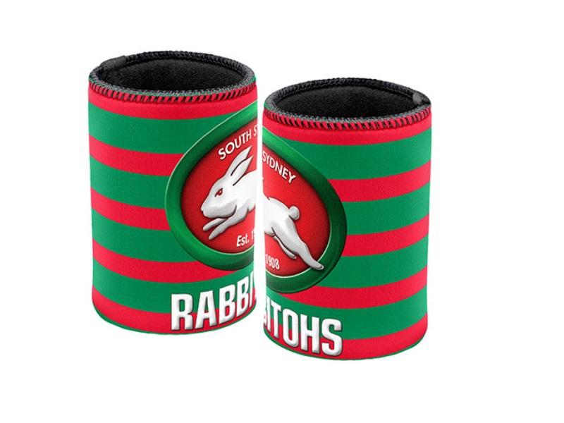 South Sydney Rabbitohs Logo Stubby Holder Footy Focus
